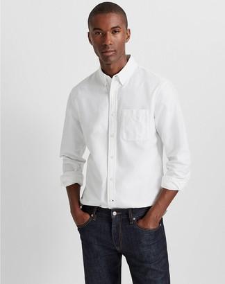 Club Monaco Standard Fit Oxford Shirt