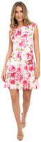 Christin Michaels Penny Floral Dress