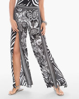 Chico's Sevilla Scarf Swim Cover-up Pants