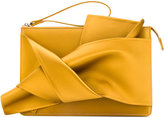 No.21 knotted clutch - women - Satin - One Size