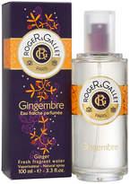 Roger & Gallet Ginger Fresh Fragrant Water Spray 100Ml