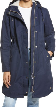 Joules Loxley Waterproof Hooded Raincoat