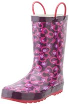 Western Chief Diva Leopard Rain Boot (Infant/Toddler/Little Kid)