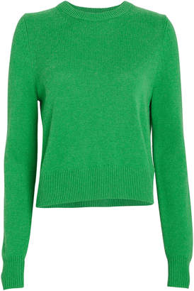 A.L.C. Wooster Wool Cashmere Cropped Sweater