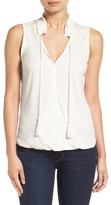 Ella Moss Split Neck Tank