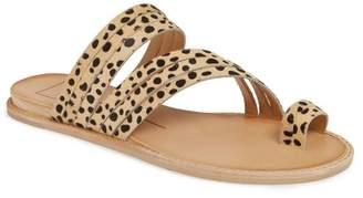 Dolce Vita Nelly Leather Slide Sandal
