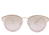 Christian Dior Nightfall mirrored sunglasses