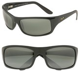 Maui Jim 'Peahi - PolarizedPlus ® 2' 67mm Sunglasses