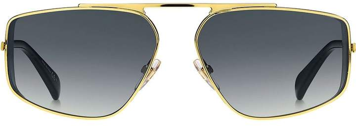 Givenchy Eyewear straight bridge sunglasses