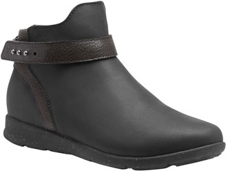 Superfeet Women's Leather Boots - Ash FX