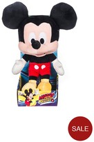 Disney Mickey Mouse Clubhouse Big Head Smilers - 10inch Mickey