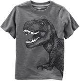 Carter's Baby Boy Glow-In-The-Dark Dinosaur Graphic Tee