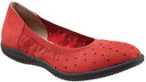 SoftWalk Women's Hampshire Ballerina Flat