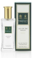 Yardley London of London Lily of The Valley Eau De Toilette Spray for Women, 1.7 Ounce