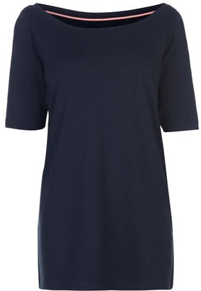 Kangol Over The Shoulders T Shirt Ladies