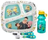 Zak Designs Universal Studios® Despicable Me® Plastic Dinnerware 4pc