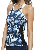 Nautica Women's Palm to Perfection Racer Back Tankini