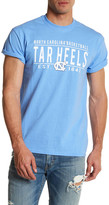 Original Retro Brand North Carolina Tar Heels Basketball Tee