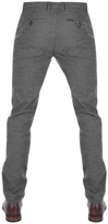 Ted Baker Rivmay Slim Fit Chino Trousers Grey