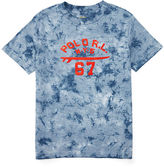 Ralph Lauren 2-7 Cotton Jersey Graphic Tee