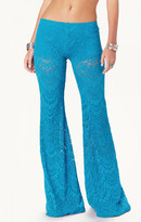 Nightcap Clothing spanish fan lace pant