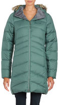 Marmot Montreal Hooded Quilted Coat