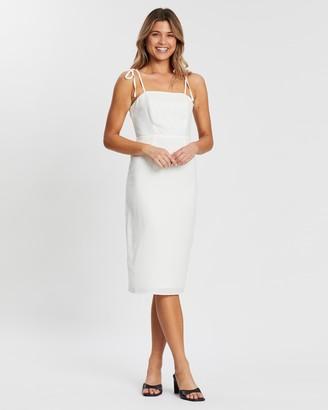Atmos & Here Francesca Tie Strap Dress