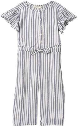 Jessica Simpson Striped Romper (Little Girls)