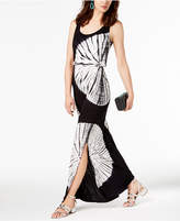 INC International Concepts I.n.c. Tie-Dyed Maxi Dress, Created for Macy's