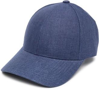MACKINTOSH Curved-Peak Varsity Cap