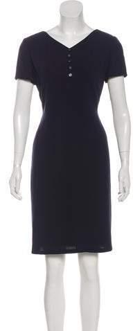 Chanel Knee-Length Dress