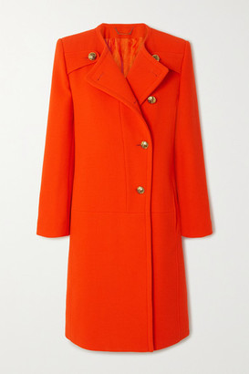 Givenchy Wool Coat - Orange