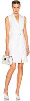 McQ by Alexander McQueen Tailored Wrap Dress
