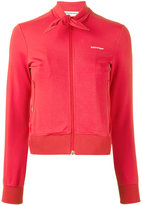 Balenciaga Scarf tie jacket - women - Polyamide/Spandex/Elastane/Viscose - 34