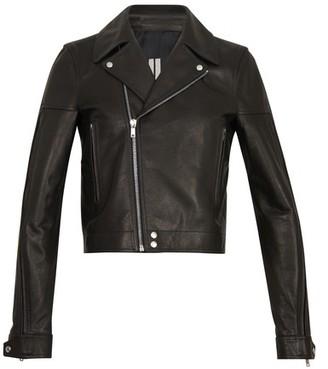 Rick Owens Dracu biker jacket