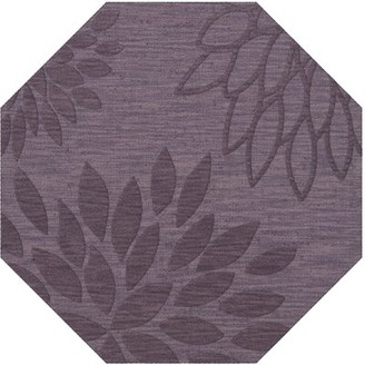 Maja Latitude Run Viola Area Rug Latitude Run Rug Size: Octagon 10'