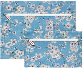 Cath Kidston Wellesley Blossom Set Of 2 Travel Bags