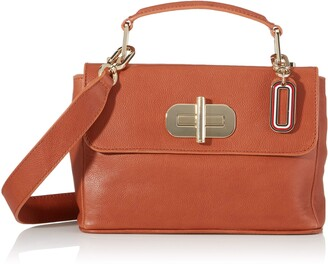 Tommy Hilfiger ELEVATED LEATHER CROSSOVER Womens Cross-Body Bag