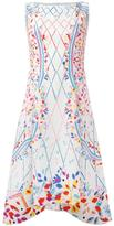 Peter Pilotto printed sleeveless dress - women - Polyester/Spandex/Elastane/Acetate - 6