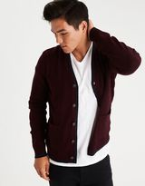 American Eagle Outfitters AE Trim V-Neck Cardigan