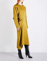 Jil Sander Duckling asymmetric dress