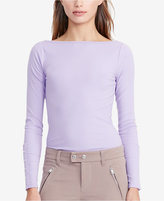 Lauren Ralph Lauren Boat-Neck Top