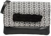 Cosmo Paris Bags's Cosmoparis Sac-Kobi Clutch Bags In Black - Size Uk U.S / Eu T.U