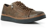 John Varvatos Barrett Creeper Zip Sneakers
