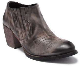 ROAN Malina Western Leather Bootie