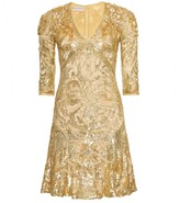 Emilio Pucci BEADED AND SEQUINED DRESS