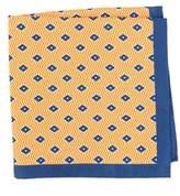 Ted Baker Diamond Silk Pocket Square
