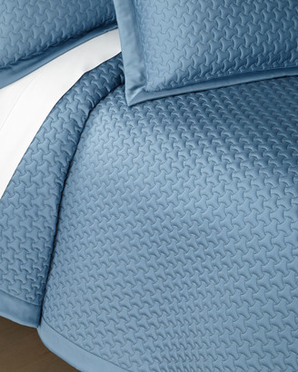 Home Treasures Trinity Quilted Queen Coverlet