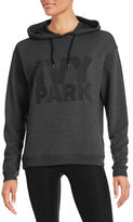 Ivy Park Logo Oversized Hoodie