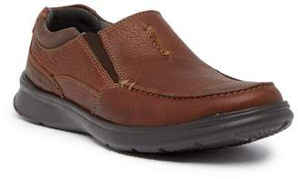 Clarks Cotrell Free Leather Slip-On Loafer